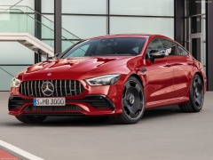 mercedes-benz amg gt 4-door pic #190833