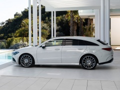 CLA Shooting Brake photo #194144