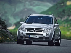 mercedes-benz ml amg pic #26517