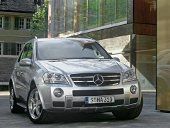 mercedes-benz ml amg pic #26878