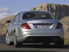 mercedes-benz cl amg pic #38183