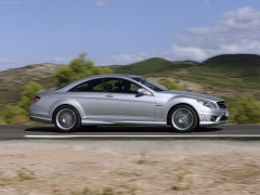 mercedes-benz cl amg pic #38184