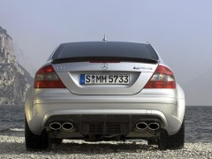 mercedes-benz clk63 amg black series pic #42824