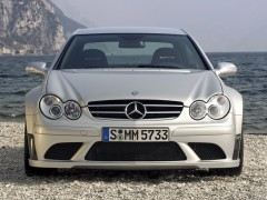 mercedes-benz clk63 amg black series pic #42825