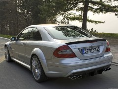 mercedes-benz clk63 amg black series pic #42826
