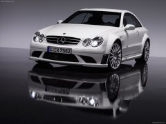 mercedes-benz clk63 amg black series pic #42828