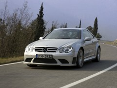 mercedes-benz clk63 amg black series pic #42829