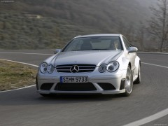 mercedes-benz clk63 amg black series pic #42830