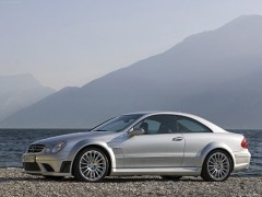 mercedes-benz clk63 amg black series pic #42831