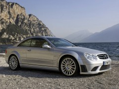 Mercedes-Benz CLK63 AMG Black Series pic
