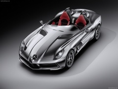 mercedes-benz slr stirling moss pic #60220
