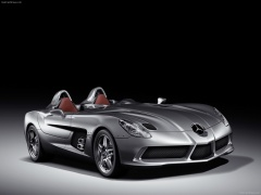 Mercedes-Benz SLR Stirling Moss pic