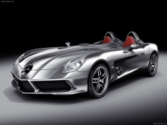 mercedes-benz slr stirling moss pic #60222