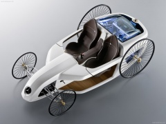 Mercedes-Benz F-Cell Roadster Concept pic