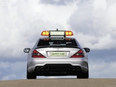 mercedes-benz sl63 amg f1 safety car pic #63065
