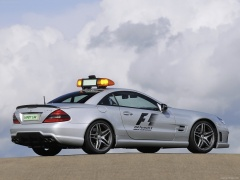 mercedes-benz sl63 amg f1 safety car pic #63067