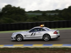 mercedes-benz sl63 amg f1 safety car pic #63068