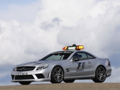 mercedes-benz sl63 amg f1 safety car pic #63069
