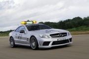 SL63 AMG F1 Safety Car