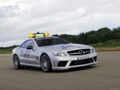 mercedes-benz sl63 amg f1 safety car pic #63071