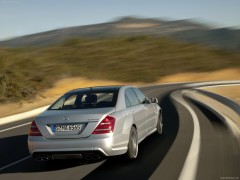 mercedes-benz s-class amg pic #63641