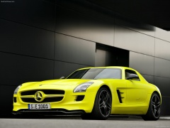 mercedes-benz sls amg e-cell pic #74555