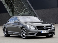 mercedes-benz cl63 amg pic #74969