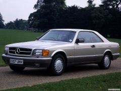 S-Class Coupe C126 photo #76870