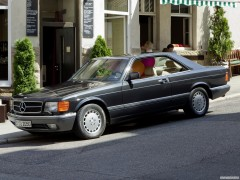 S-Class Coupe C126 photo #76872