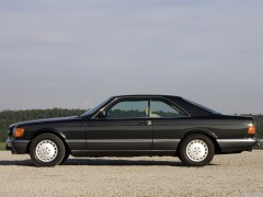 S-Class Coupe C126 photo #76878