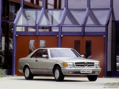 S-Class Coupe C126 photo #76881