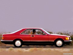 mercedes-benz s-class coupe c126 pic #76885
