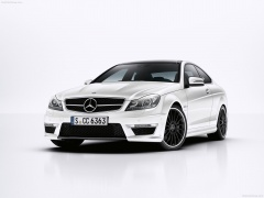mercedes-benz c63 amg coupe pic #78707