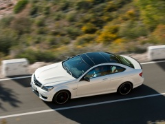 mercedes-benz c63 amg coupe pic #78718