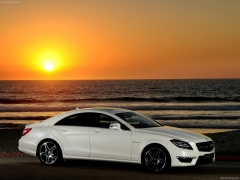 mercedes-benz cl63 amg pic #79246