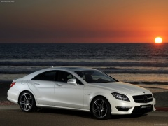 mercedes-benz cl63 amg pic #79249