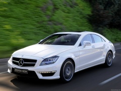 Mercedes-Benz CL63 AMG pic