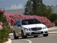 mercedes-benz e63 amg estate pic #82606