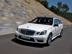 mercedes-benz e63 amg estate pic #82607