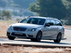mercedes-benz e63 amg estate pic #82608