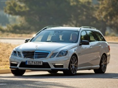 mercedes-benz e63 amg estate pic #82610
