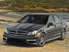mercedes-benz c-class amg pic #84837