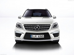mercedes-benz ml amg pic #86535