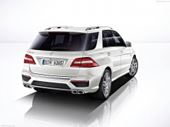 mercedes-benz ml amg pic #86536