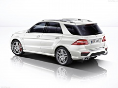 mercedes-benz ml amg pic #86537