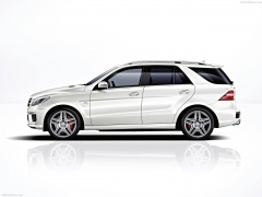 mercedes-benz ml amg pic #86538