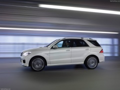 mercedes-benz ml amg pic #86546