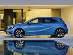 Mercedes-Benz a180 pic