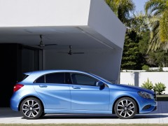 mercedes-benz a180 pic #90904