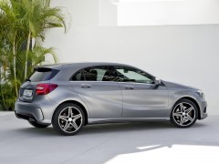mercedes-benz a250 pic #90909